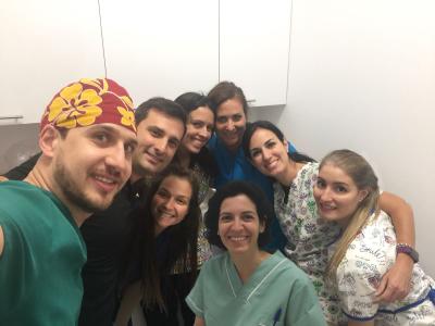 equipo Dentikids clínica dental infantil Madrid