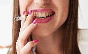 enfermedad periodontal encías sanas sonrisa dentista dejar fumar cigarrillo fumador fumar hábito