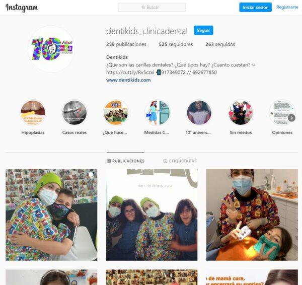 Descubre nuestra forma de trabajar en Instagram.